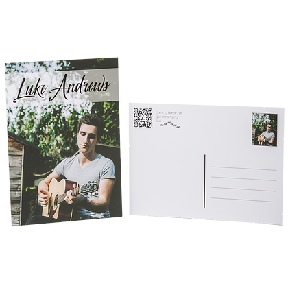 Luke Andrews Postcard