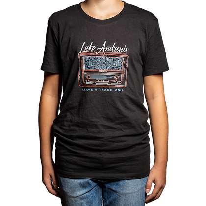 Luke Andrews Radio Kid's T-Shirt