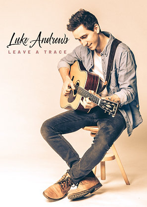 Luke Andrews Poster Guitar