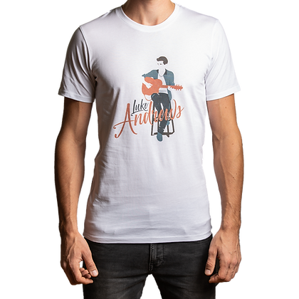 Luke Andrews Guitar Men's T-Shirt