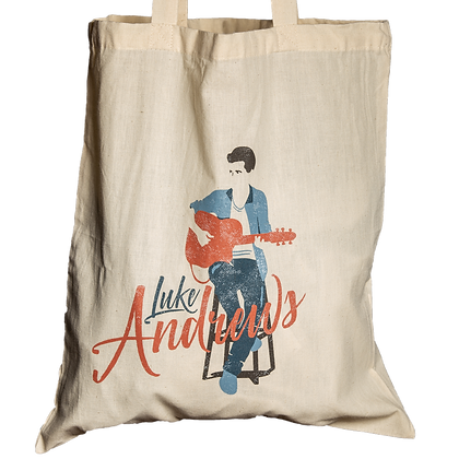 Luke Andrews Linen Bag