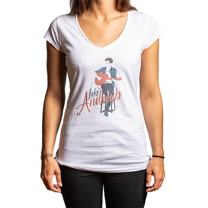 Luke Andrews Guitar Women's T-Shirt