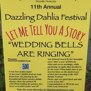 2021 Dahlia Festival