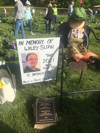 2021 Plsnt Sale - WIley Sloan Memorial.J