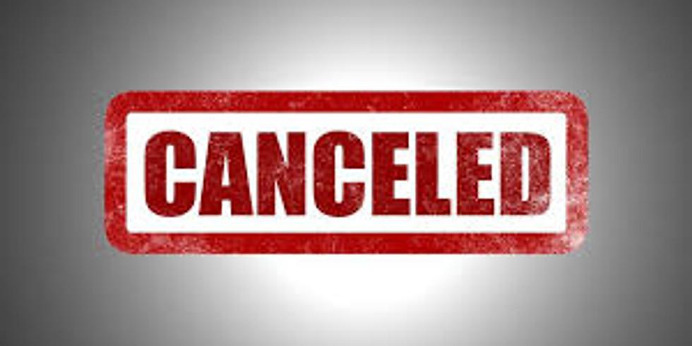 HMGC May Executive Meeting - Cancelled