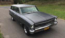 chevrolet chev II nova wagon