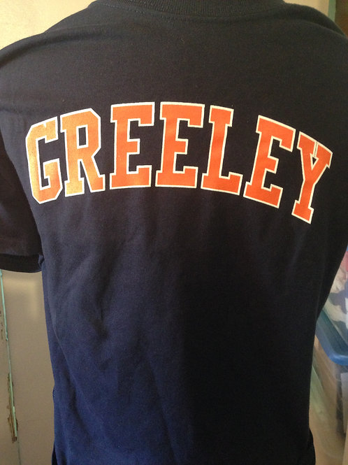 Greeley cotton tee shirt