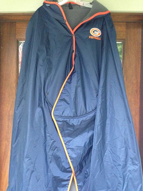 Greeley Football Mambe Hooded Blanket