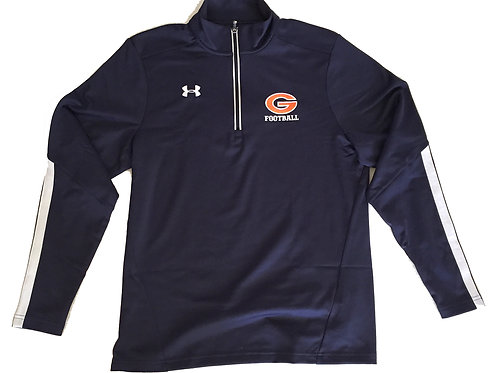Greeley Football 1/2 zip pullover