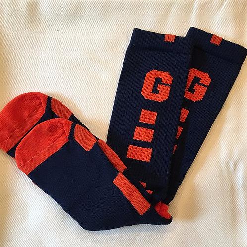Greeley Sports Boosters Socks