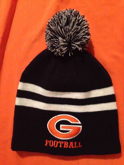 Greeley Football beanie