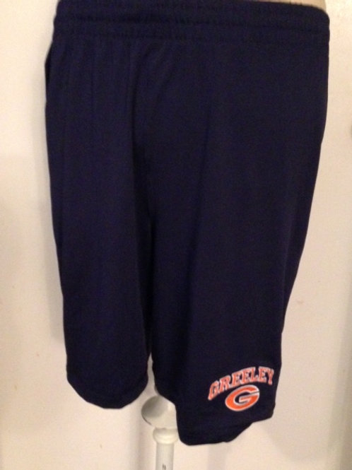 Greeley Youth Under Armour Shorts