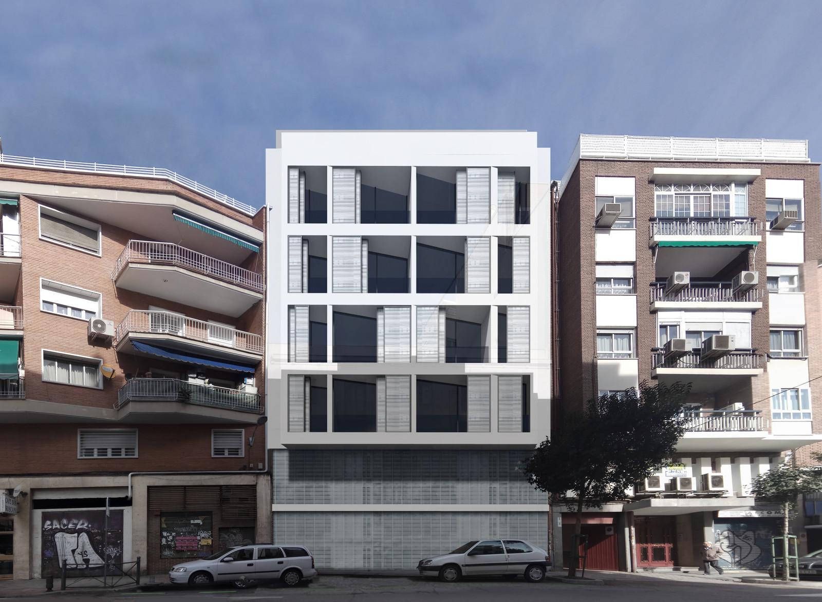 Alzado estudio de arquitectura y urbanismo madrid - Alzado arquitectura ...