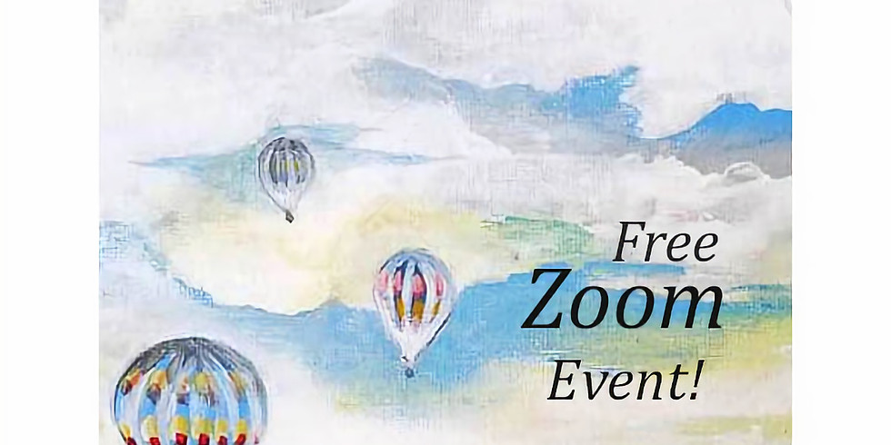 """FREE ZOOM EVENT - FEB. 18TH - """"COLOR WHEEL CLASS"""""""