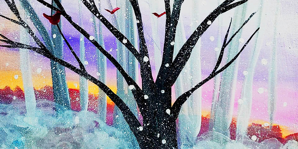 """MAPLEWOOD YMCA - """"CARDINAL FOREST"""" Jan 23rd"""