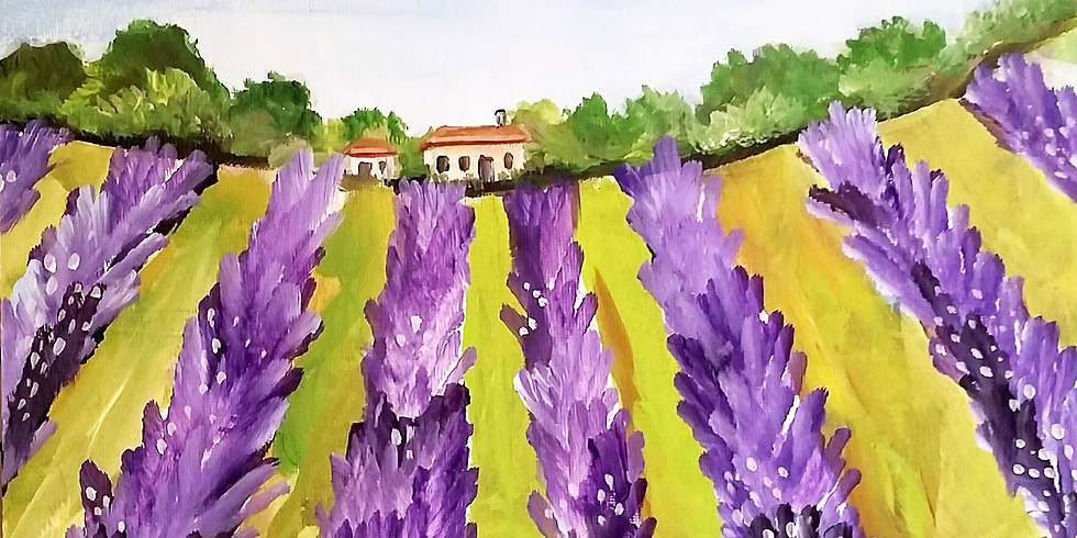 """St. Paul Downtown YMCA - """"Lavender Fields"""" - Only $25!"""