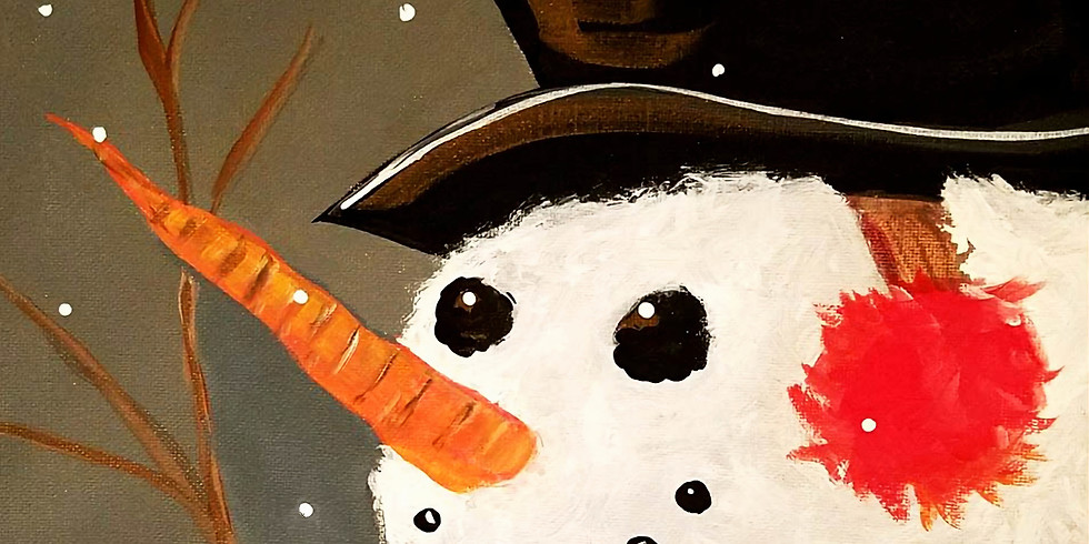 """Forest Lake YMCA - Dec 5th - """"Snowman Face"""""""