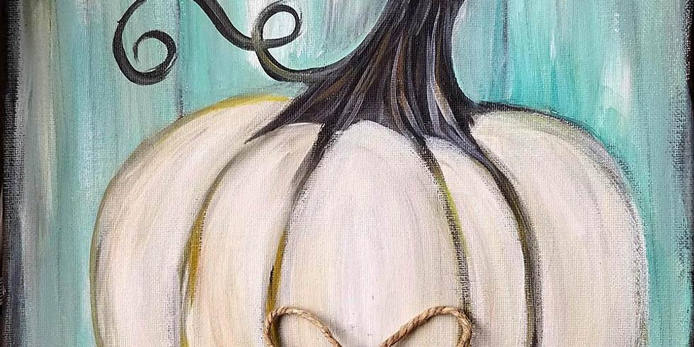 """St Andrew's - OPEN EVENT $25 - """" Harvest Pumpkin"""""""