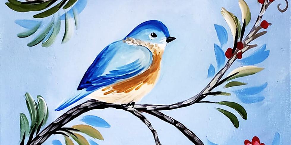 "Mounds View Community Center - ""BLUEBIRD"" Only $25!"