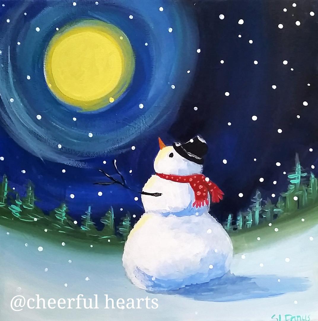 8 snowman and moon.jpg