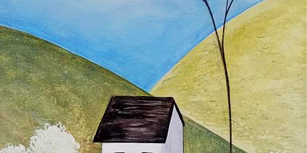 """WHITE BEAR YMCA  """"HOMESTEAD"""" 10x20 canvas ONLY $25"""