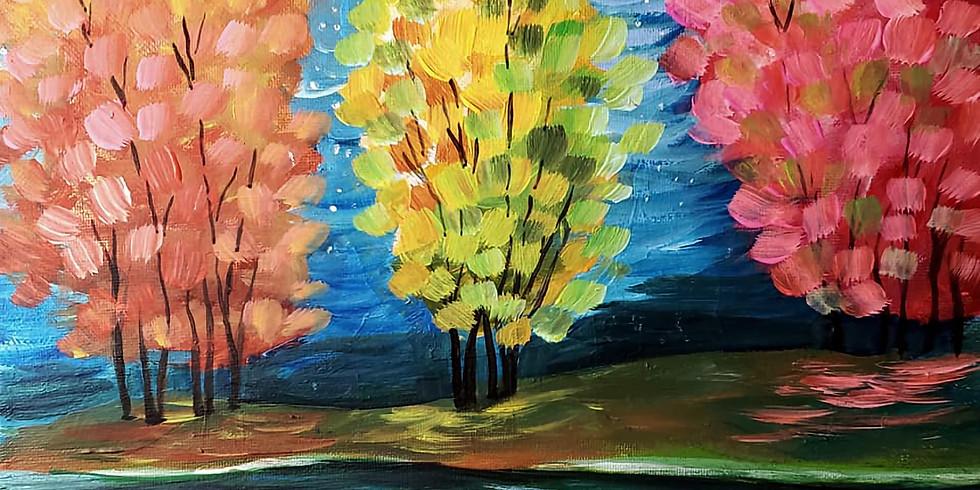 """SHOREVIEW YMCA """"Forest Reflections"""" Nov 10th"""
