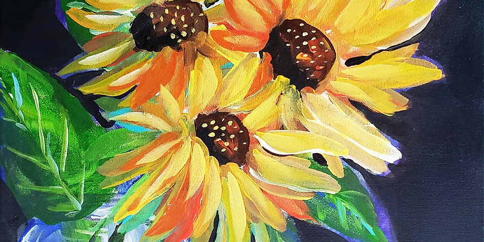 """Maplewood YMCA - """"Cut Sunflowers""""  - July 28th - Only $25"""