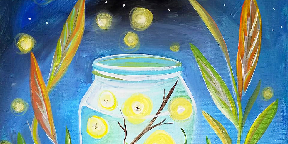 """Shoreview YMCA - artwork """"FIREFLY ESCAPE"""" only $25"""