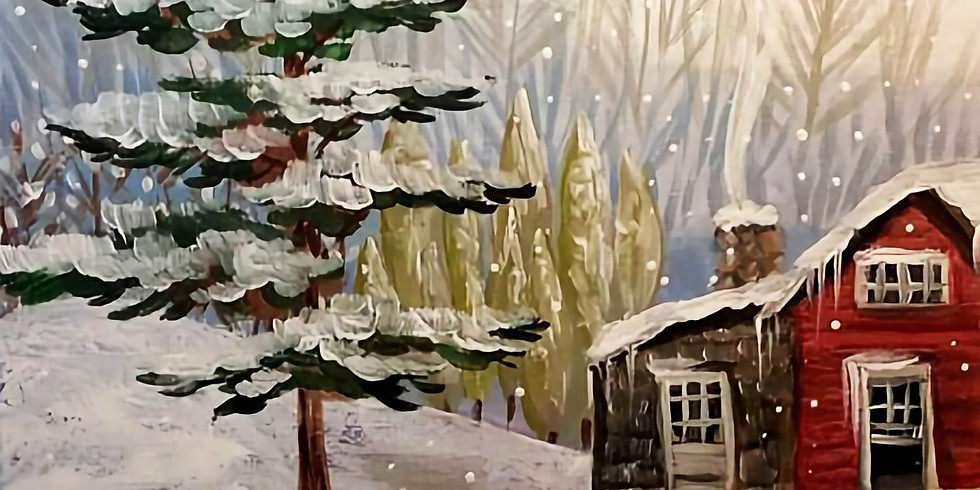"""SHOREVIEW YMCA """"Winter Cottage"""" Only $25!"""
