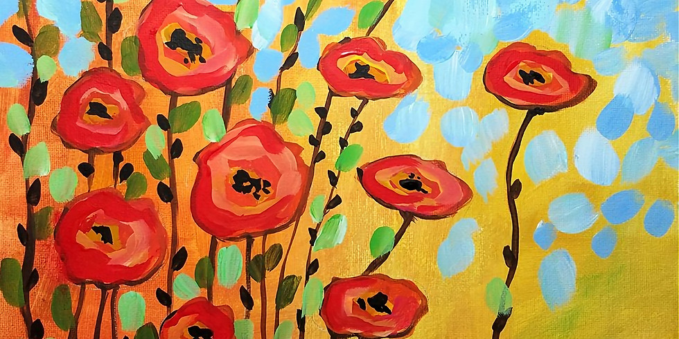 "MOUNDS VIEW COMMUNITY YMCA- ""Poppy Garden"""