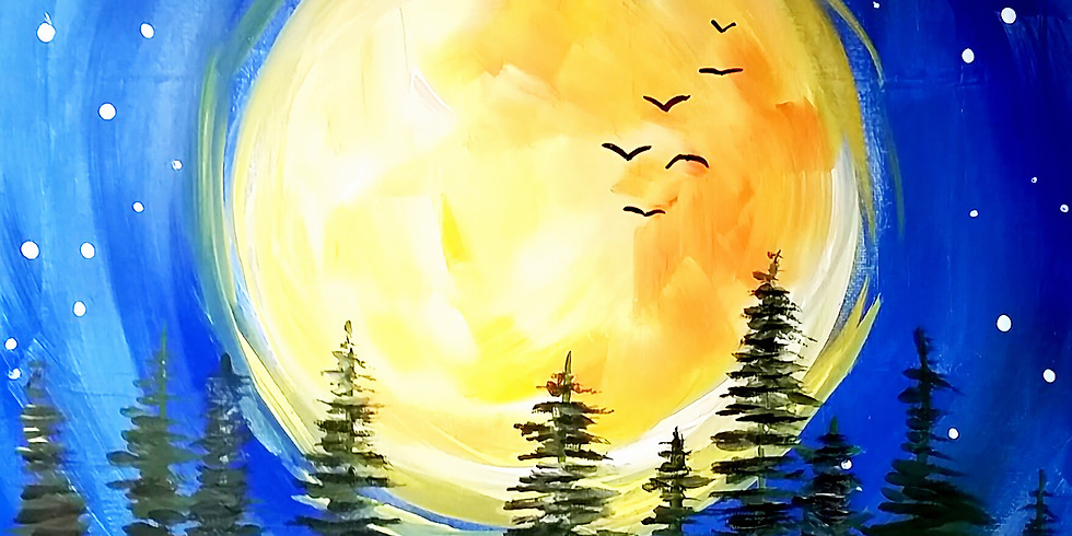 """OAKDALE DISCOVERY CENTER - """"Harvest Moon"""""""