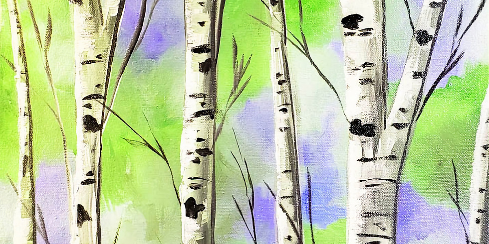 """EMMA B.HOWE & MOUNDS VIEW COMMUNITY YMCA - """"Birch Forest"""" - October 20th"""