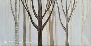 Metallic spring trees.jpg
