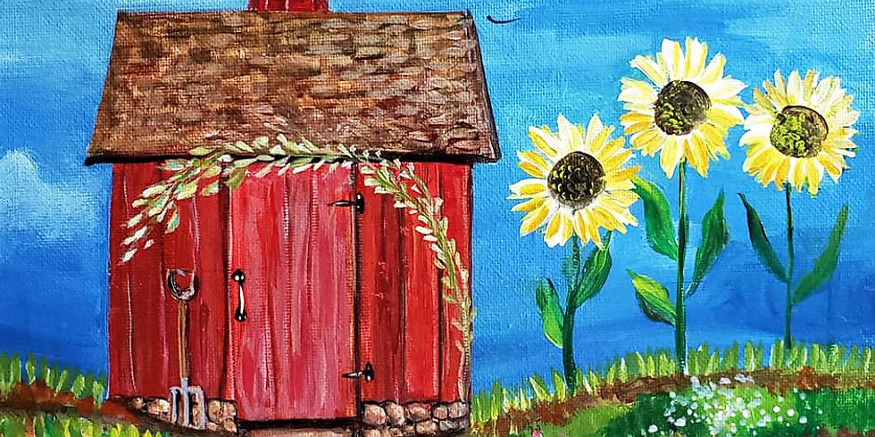 "SHOREVIEW YMCA - ""Harvest Garden"" - Sept 13th, 1-3pm"