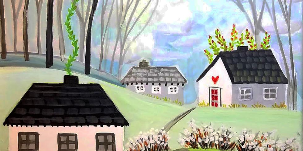 "St. Andrew's -Mahtomedi - ""Tiny Village"" Only $25"