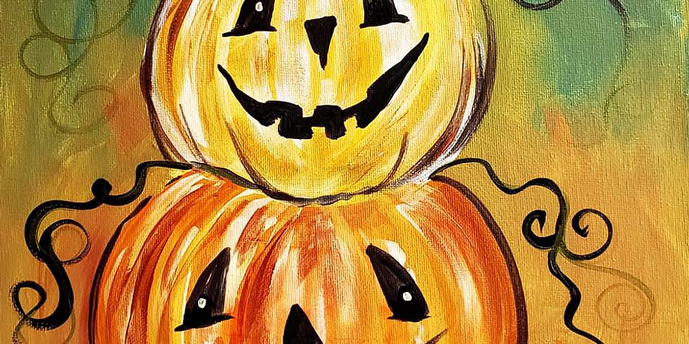 "EMMA B. YMCA - ""Pumpkin Friends"" - October 15th"