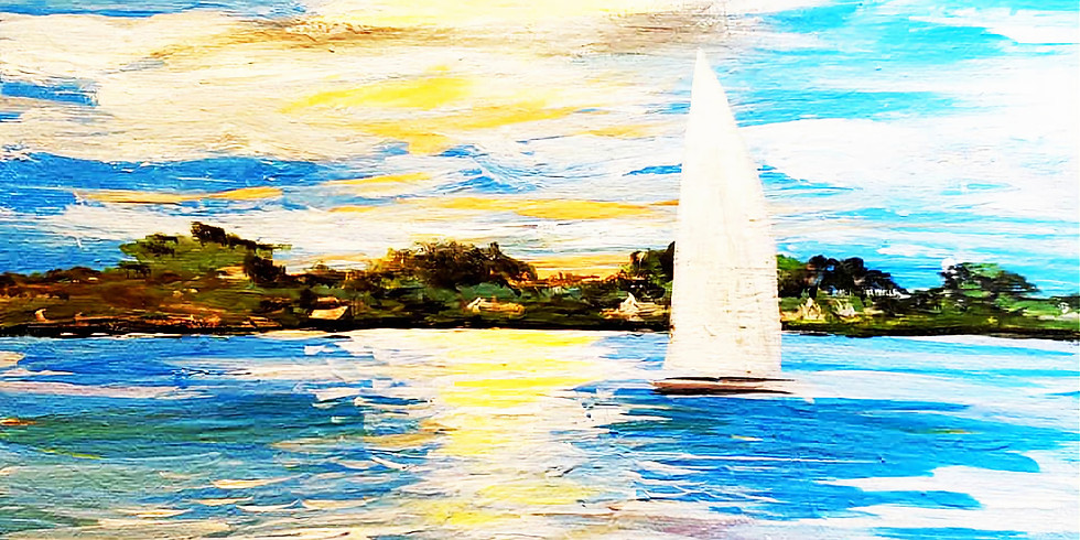 """Maplewood YMCA - """" Summer Sailing"""" - August 23rd- Only $25"""