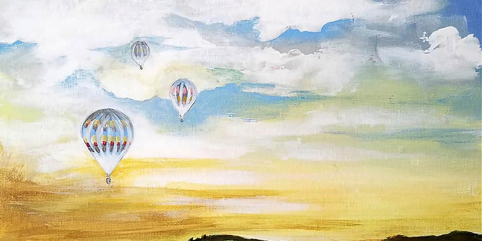 """WHITE BEAR YMCA  """"Hot Air Balloons"""" ONLY $25"""