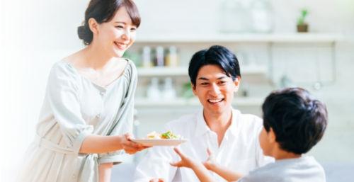 家庭にとどく乳酸菌食品