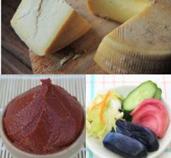 発酵食品、加工食品にも