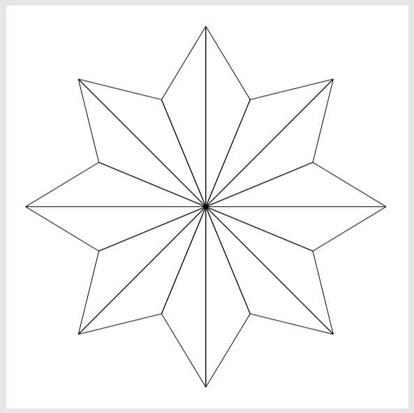 Simple 3D Star