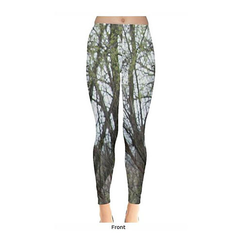 In The Thicket Ladies Leggings