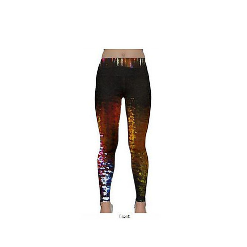Reflections of Nashville Yoga Leggings