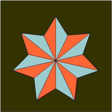 Simple 3D Star   4