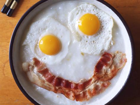 Mushu's Wake Up Call Congee (Plain Congee Recipe)