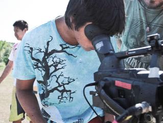 Weengushk Film Institute Kicks Off Annual Summer Scenes Workshops