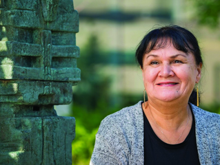 A Day in the Life: Shirley Cheechoo - The Brock Press