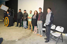 Weengushk's Lab 1 Grads' Short Films Wow Audience