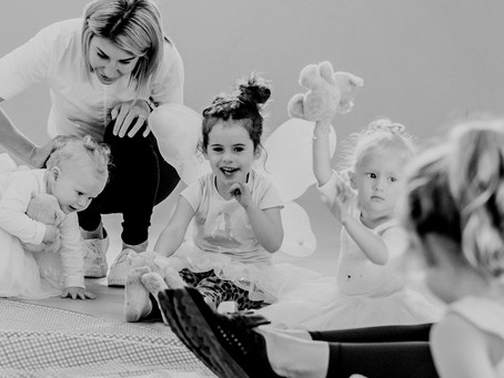 Kindy Kids - What to expect in Encore's classes