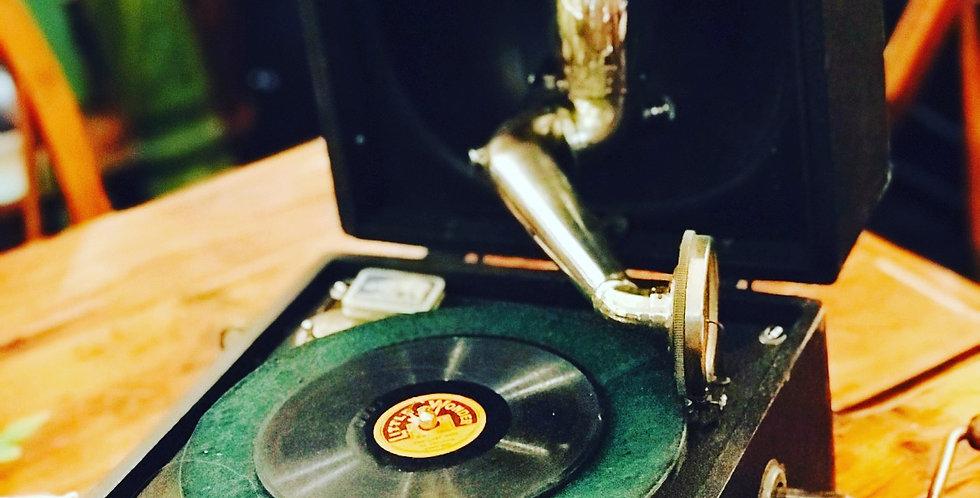 Portable Decca Gramophone